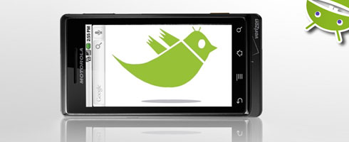 Twitter apps for android shootout